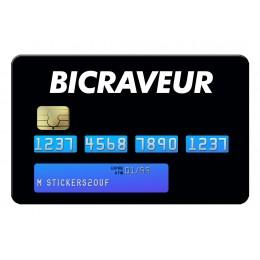 Bicraveur Credit Card