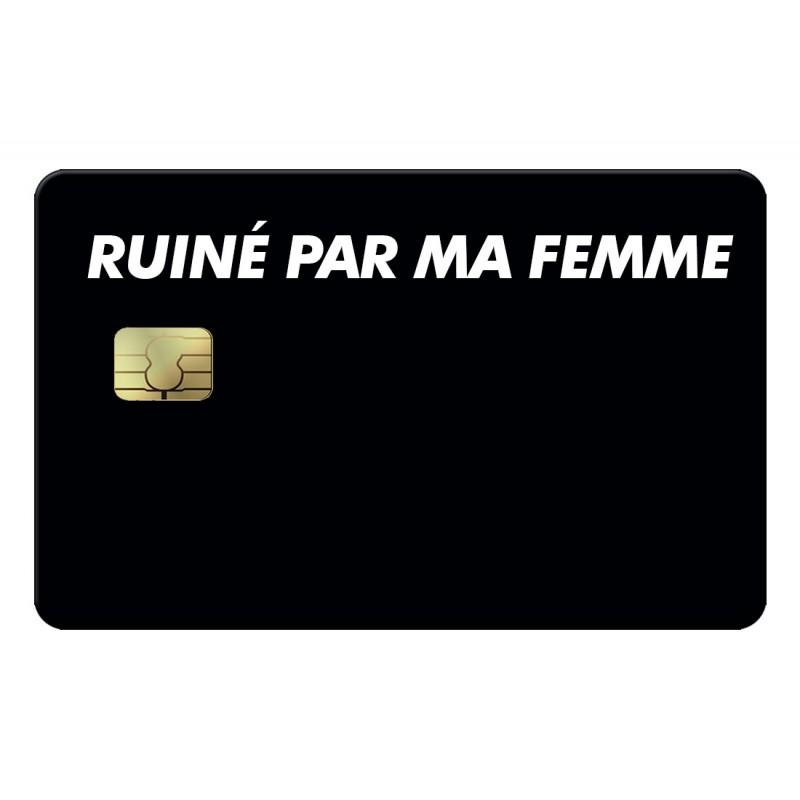 Broke Credit Card