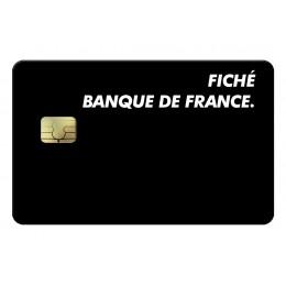 Fiché Credit Card