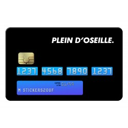 Plein d'oseille Credit Card