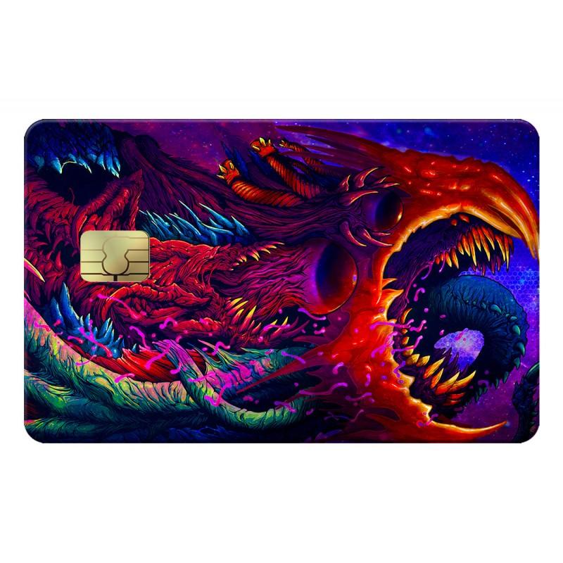 Beast Credit Card