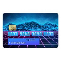 Vintage Game Credit Card
