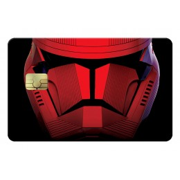 Red trooper Credit Card