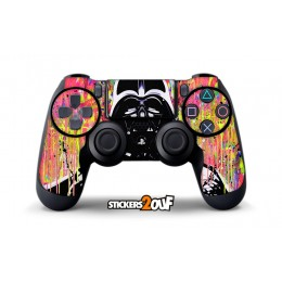 DarkVador Popart Manette PS4