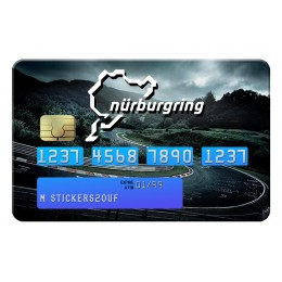 Nurburgrin Credit Card