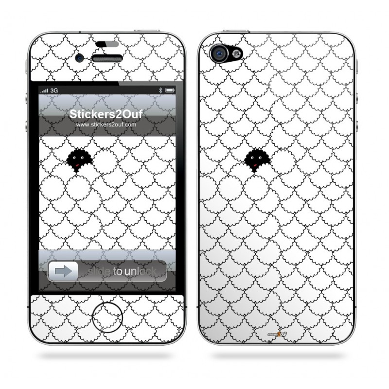 BlackSheep iPhone 4 & 4S