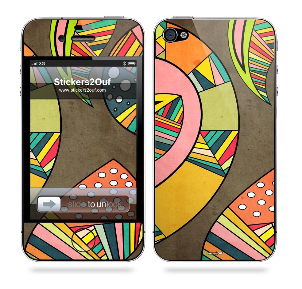 CosmicAztec iPhone 4 & 4S
