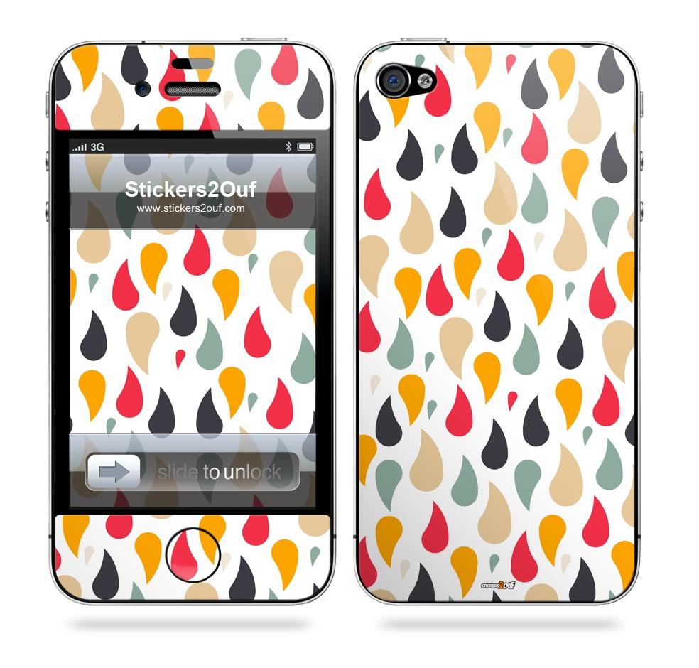 Rain iPhone 4 & 4S