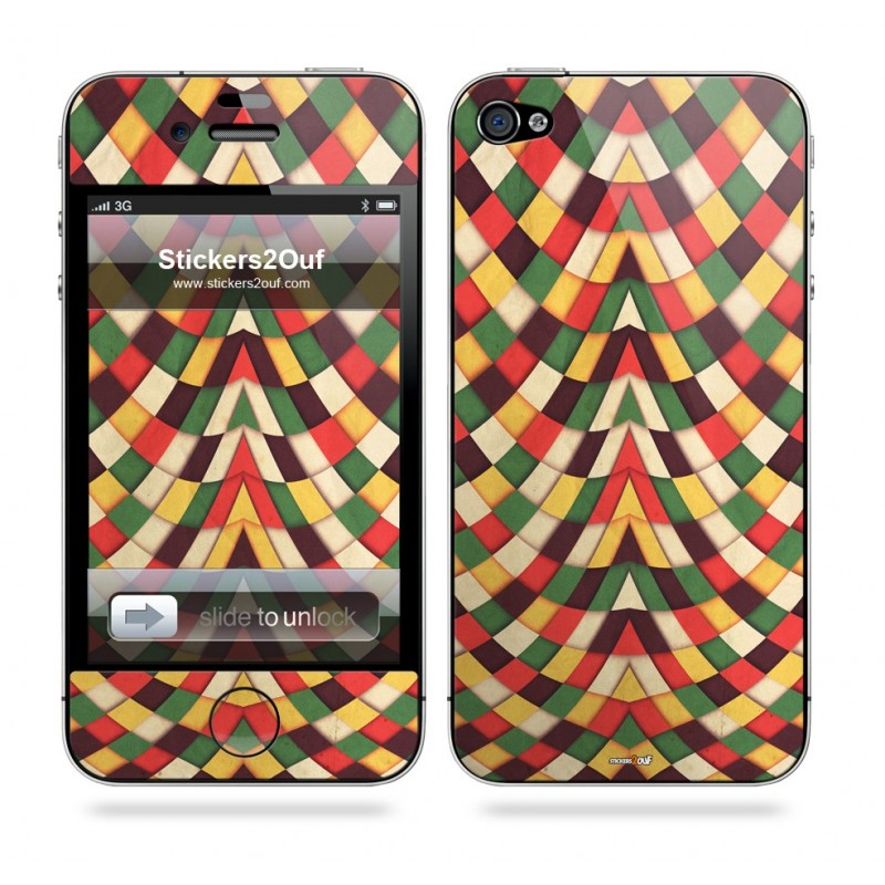 Rastafarian iPhone 4 & 4S