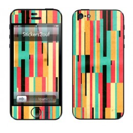 Kiko Pattern iPhone 5 & 5S