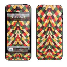 Rastafarian iPhone 5 & 5S