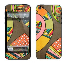 Cosmic Aztec iPhone 5 et 5S