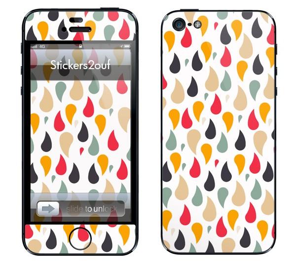 Rain iPhone 5 et 5S