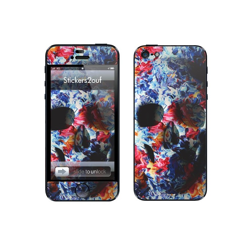 Skull Light iPhone 5 & 5S