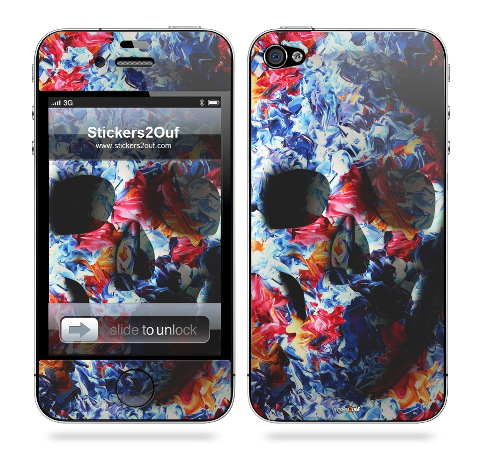 Skull Light iPhone 4 & 4S