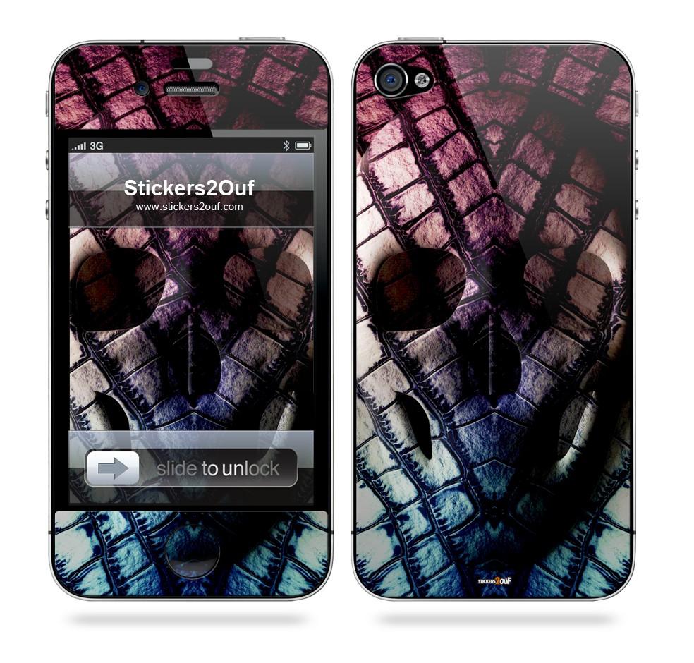 Skull iPhone 4 & 4S
