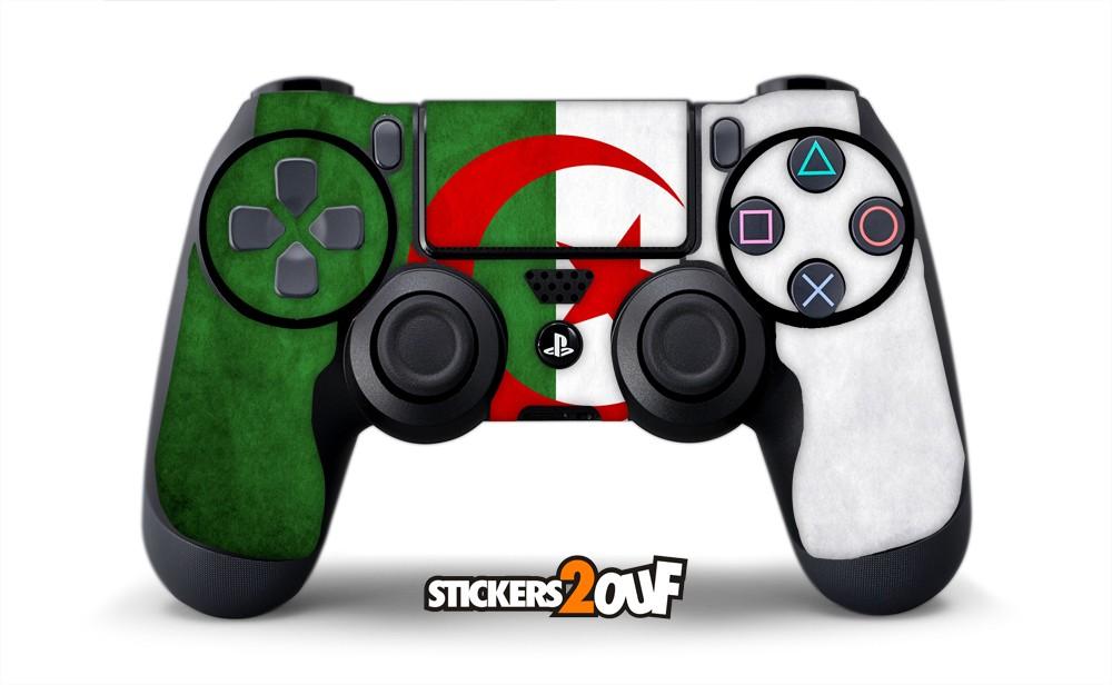 Algeria Dualshock 4