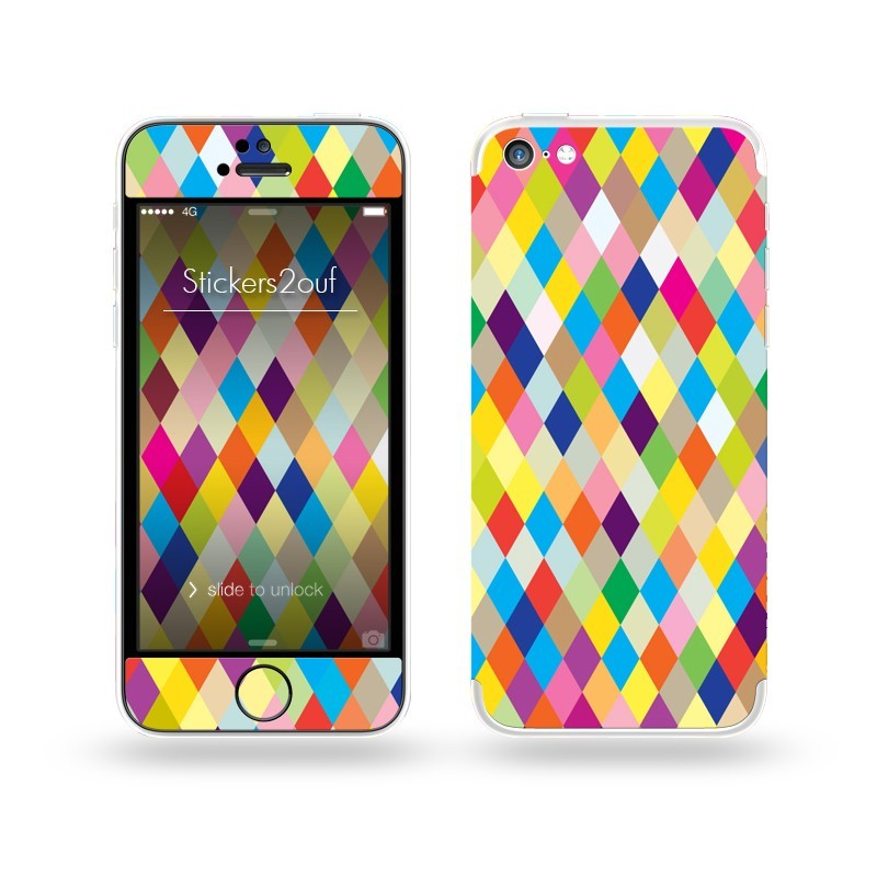 Arlequin iPhone 5C