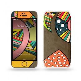 Cosmic Aztec iPhone 5C