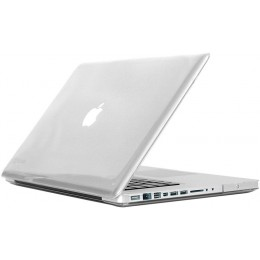 Hard case crystal transparent Macbook