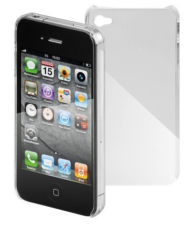 Iphone 4 et 4S Crystal Transparente