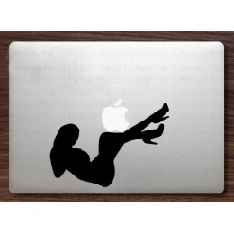 Sexy Girl Macbook