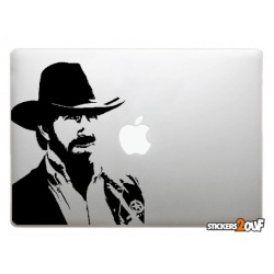 Chuck Norris Macbook