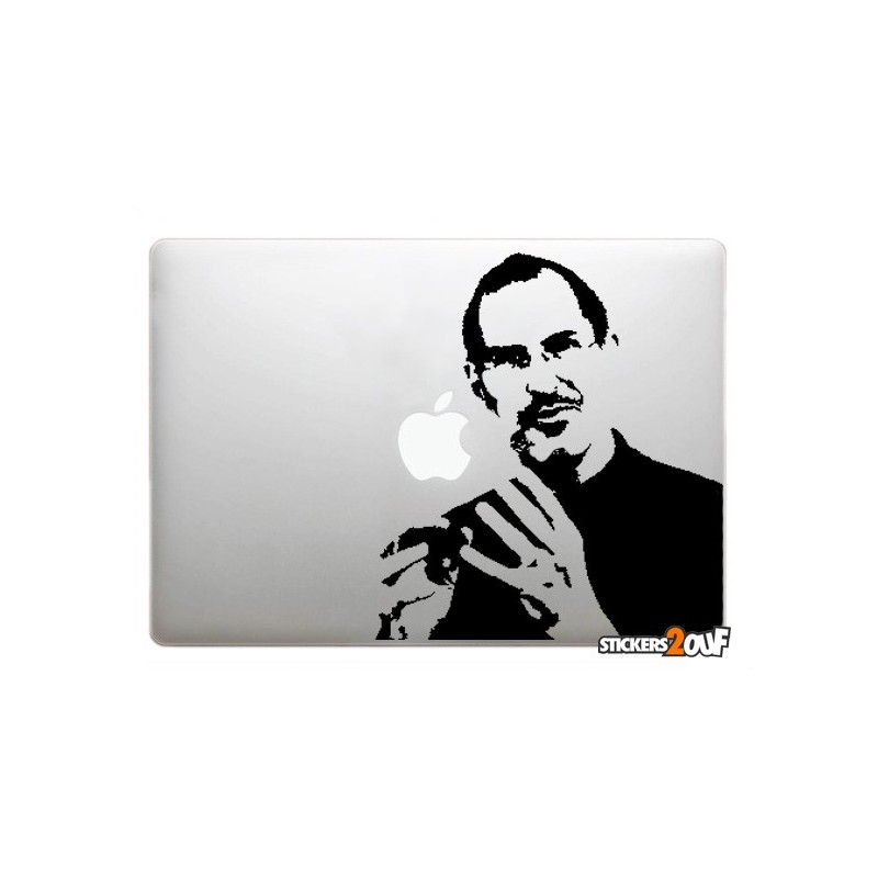 Steve Job Macbook