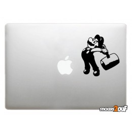 Mario Marteau Macbook