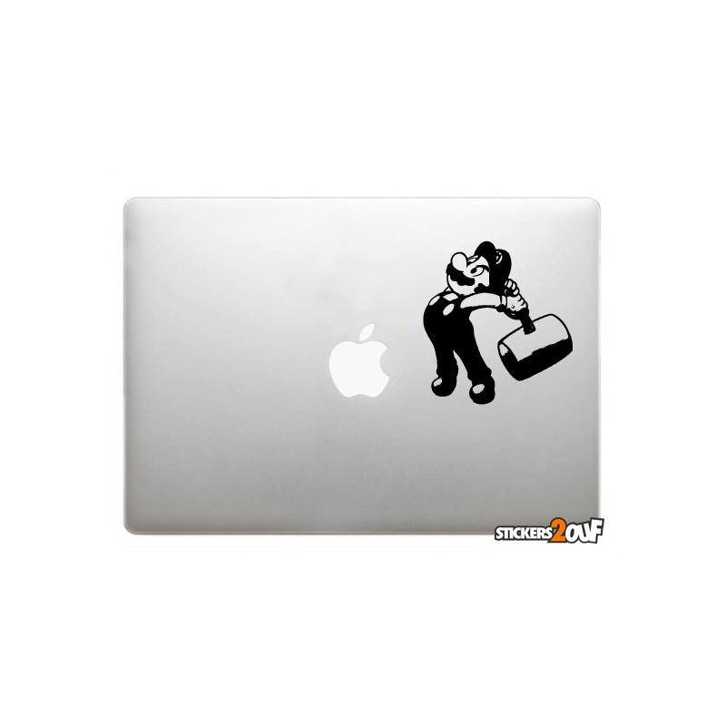 Mario Hammer Macbook