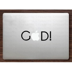 GOD! Macbook