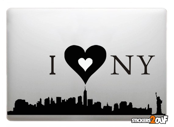Love NY Macbook
