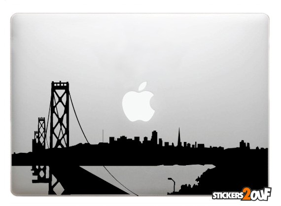 San Francisco Macbook