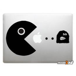 Pacman Macbook