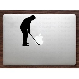 Golfeur Macbook