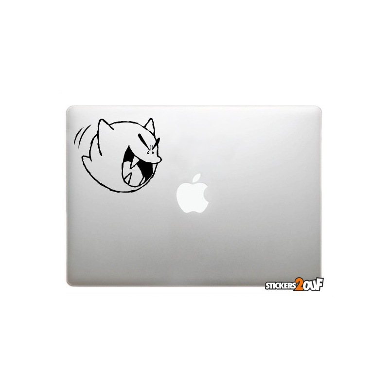 Ghost Macbook