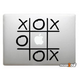 Morpion Macbook
