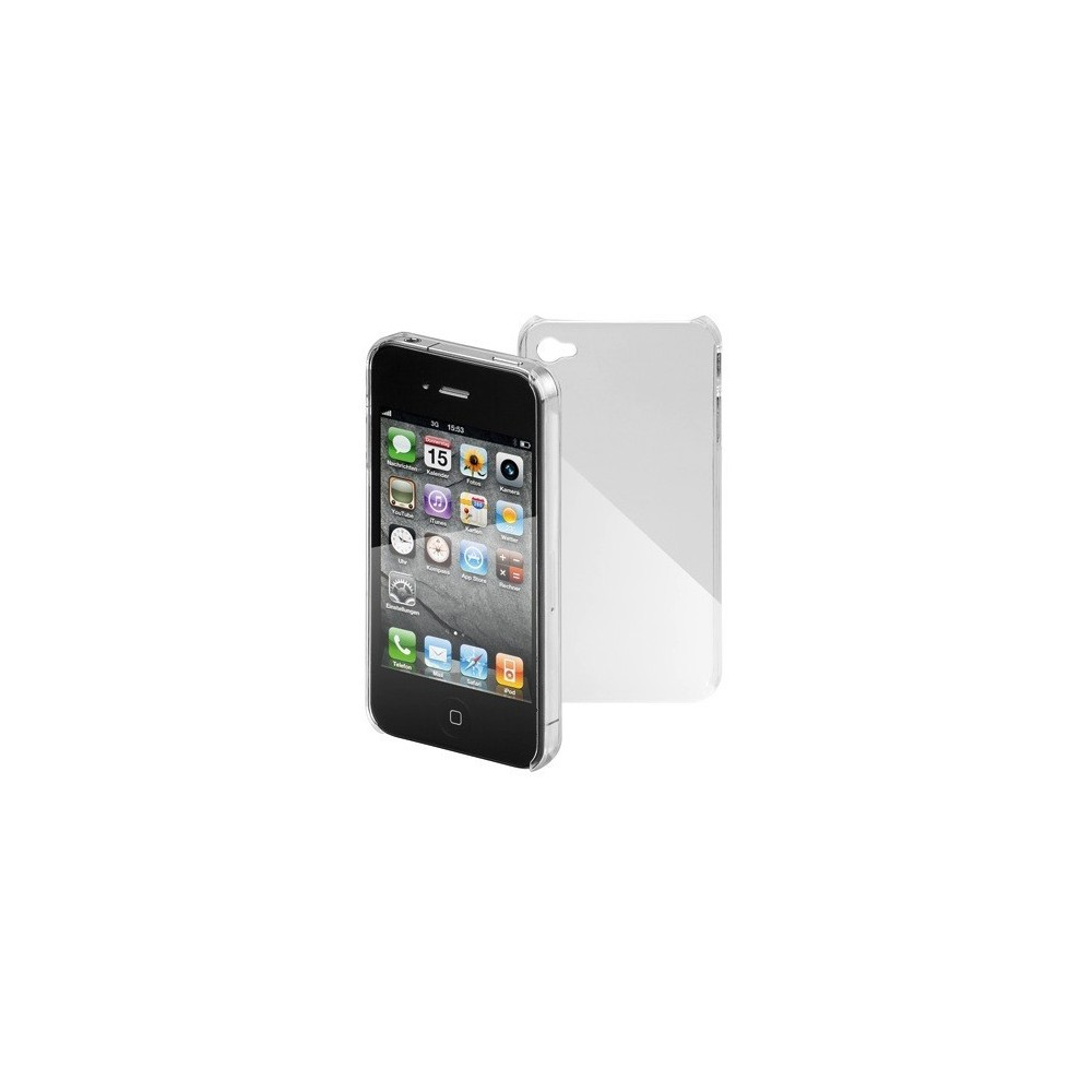 coque protection iphone4 crystal transparente apple skin. Black Bedroom Furniture Sets. Home Design Ideas