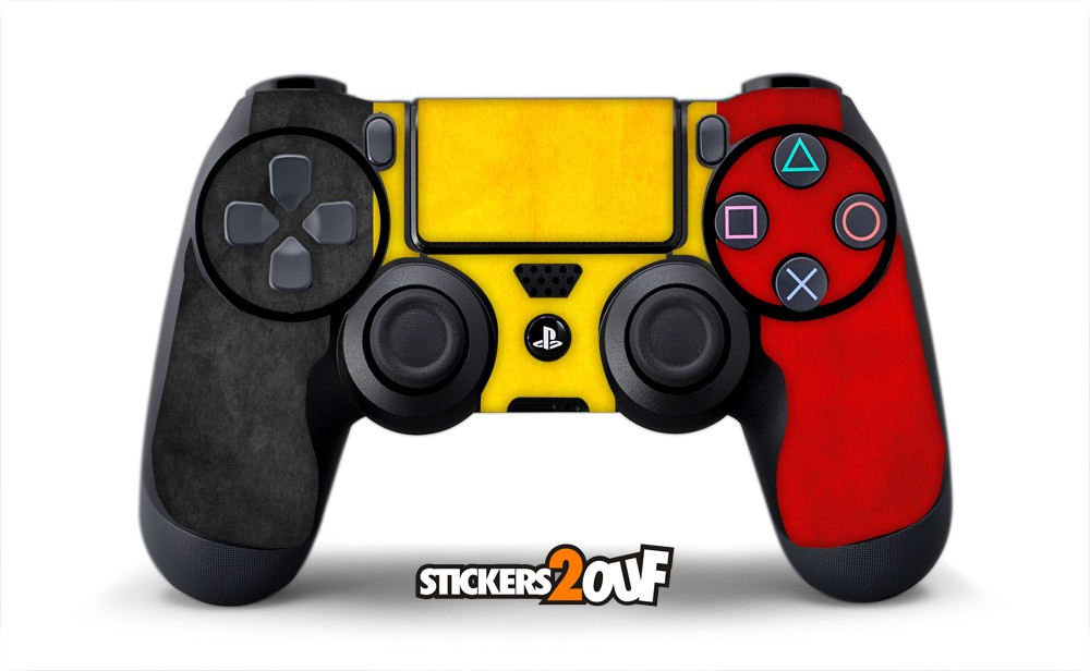 Belgium Dualshock 4