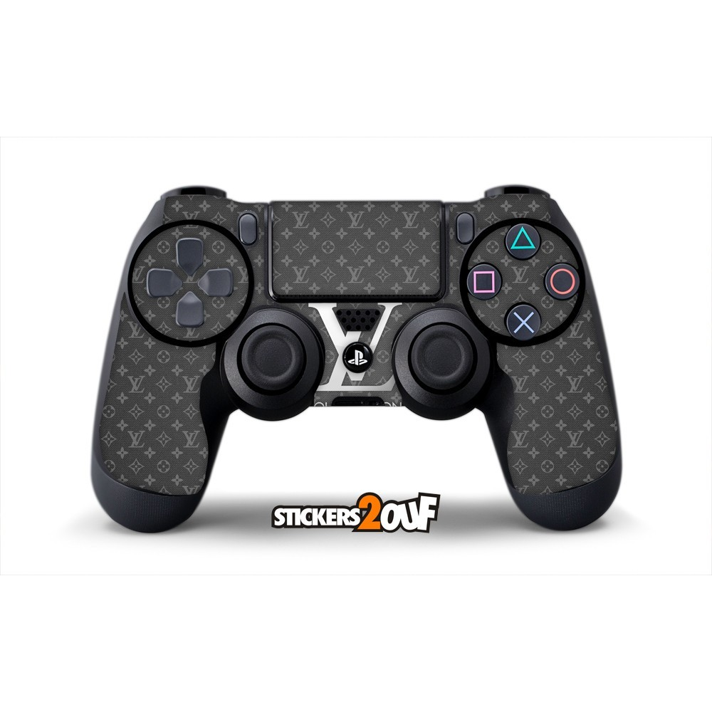 black louis dualshock 4 sony skin. Black Bedroom Furniture Sets. Home Design Ideas