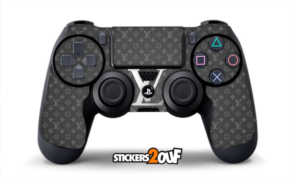 Black Louis Dualshock 4