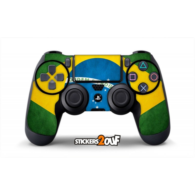 Brasil Dualshock 4