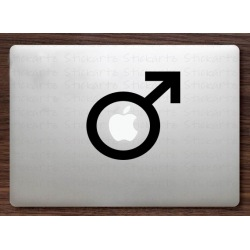 Symbole Homme Macbook