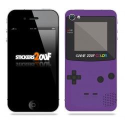 Game2ouf Color Violet