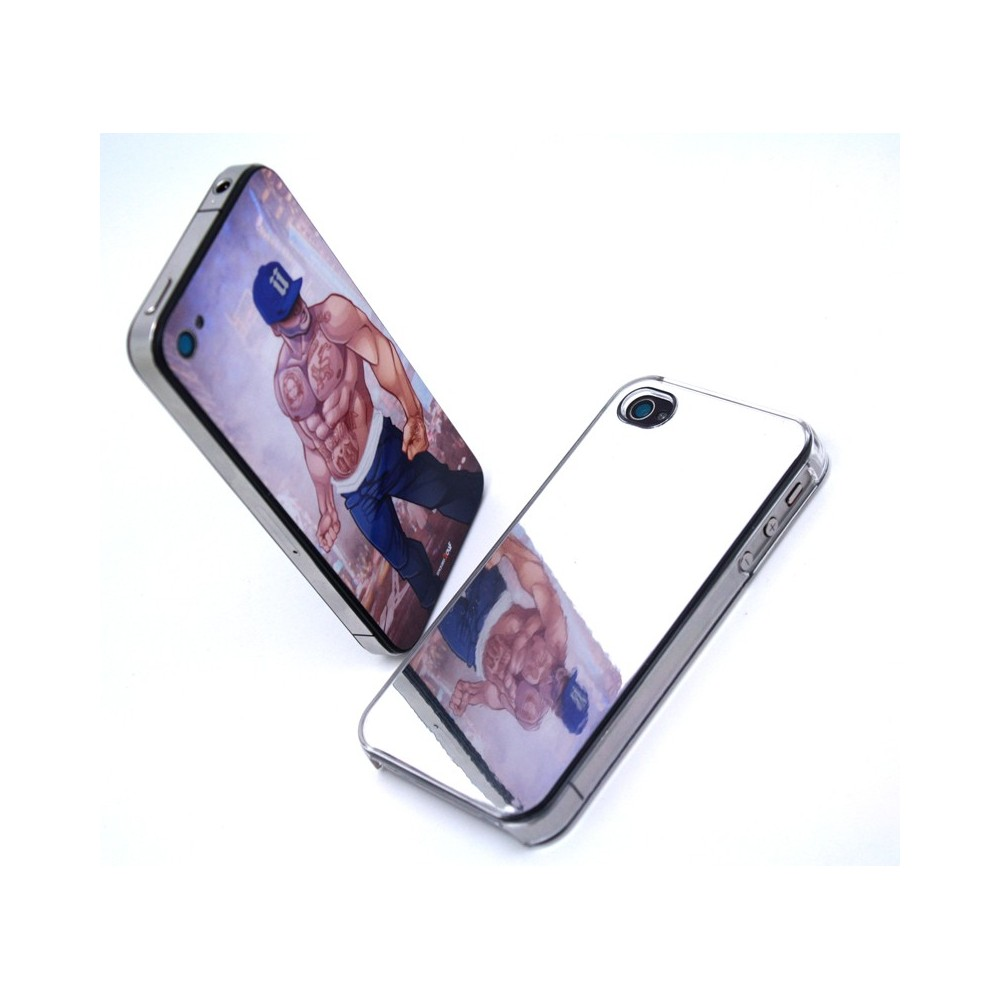 Coque coque miroir iphone 4 et 4s apple for Coque iphone 7 miroir