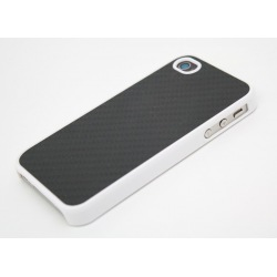 Coque Carbone iPhone 4 et 4S