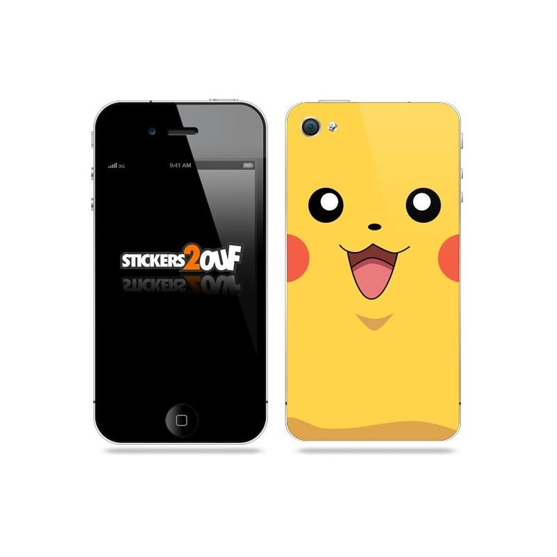 Pikachu iPhone 4 & 4S