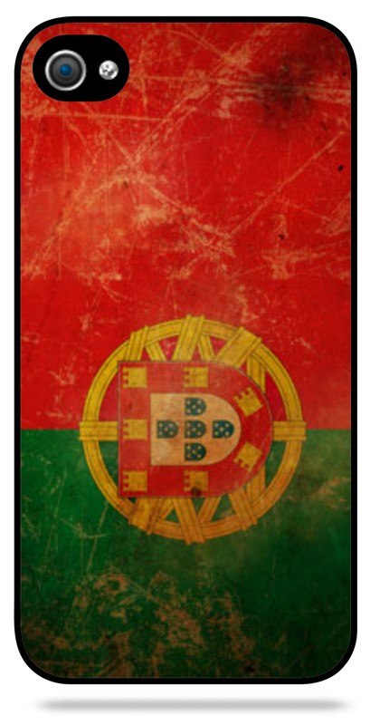 Coque Portugal iPhone 4 & 4S
