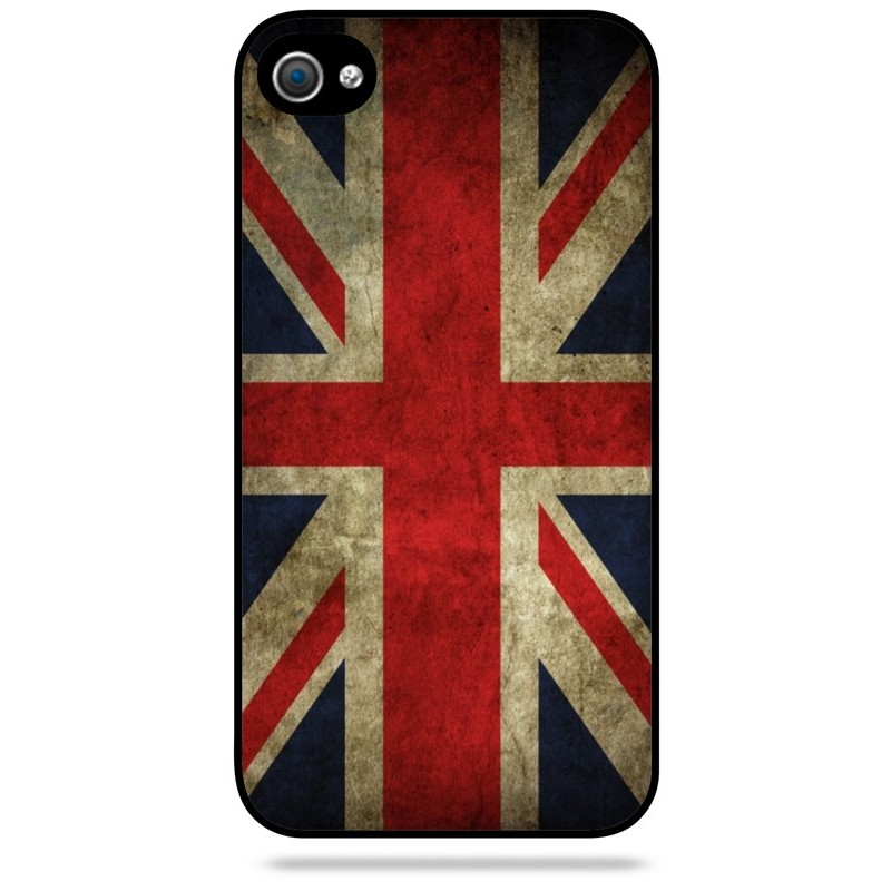 Coque Angleterre iPhone 4 & 4S