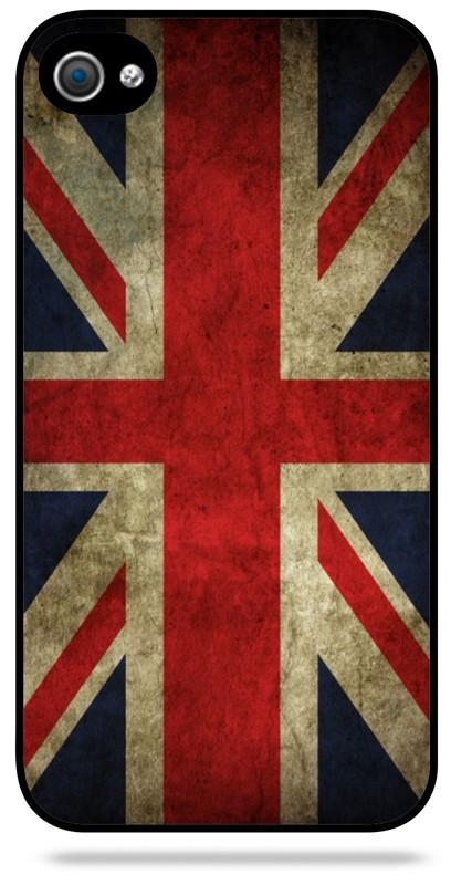 Coque Angleterre iPhone 4 & 4S